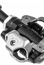 Shimano Shimano PD-M540 SPD Pedal, Silver w/cleat