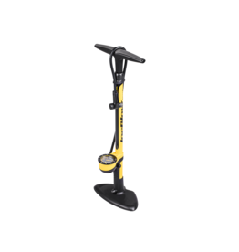 Topeak JoeBlow Sport III Floor Pump, Yellow