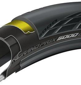 Continental Continental Grand Prix 5000 Tire - 700 x 32, Tubeless, Folding, Black, 180tpi