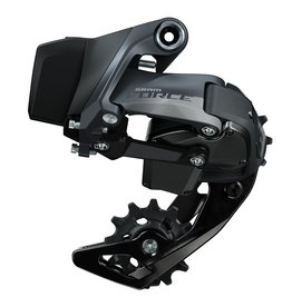 SRAM SRAM Force eTap AXS Rear Derailleur - 12-Speed, Short Cage, Black, D1