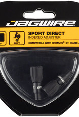 Jagwire Sport Direct Rocket II Adjusters Black single