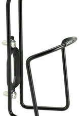 Minoura DuraCage Water Bottle Cage: 4.5mm, Black with Alloy Bolts