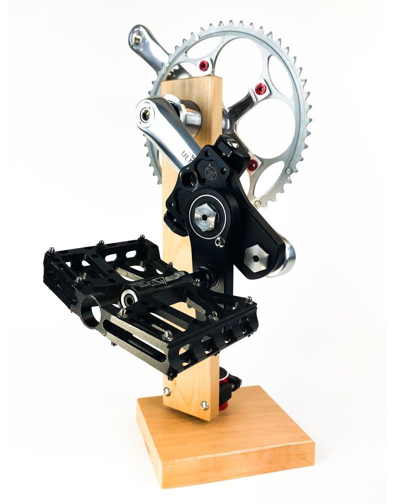 Terracycle Easy Knees Pedal Swing and Crank Shortener Kit