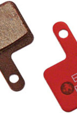 TRP Disc Brake Pads - Semi-Metallic, Aluminum Backed, For Hylex RS Post Mount, HY/RD, Spyre, Spyke, and Parabox 2012