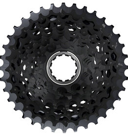 SRAM SRAM Force AXS XG-1270 Cassette, 12s, 10-36t, Black, For XDR Driver Body, D1