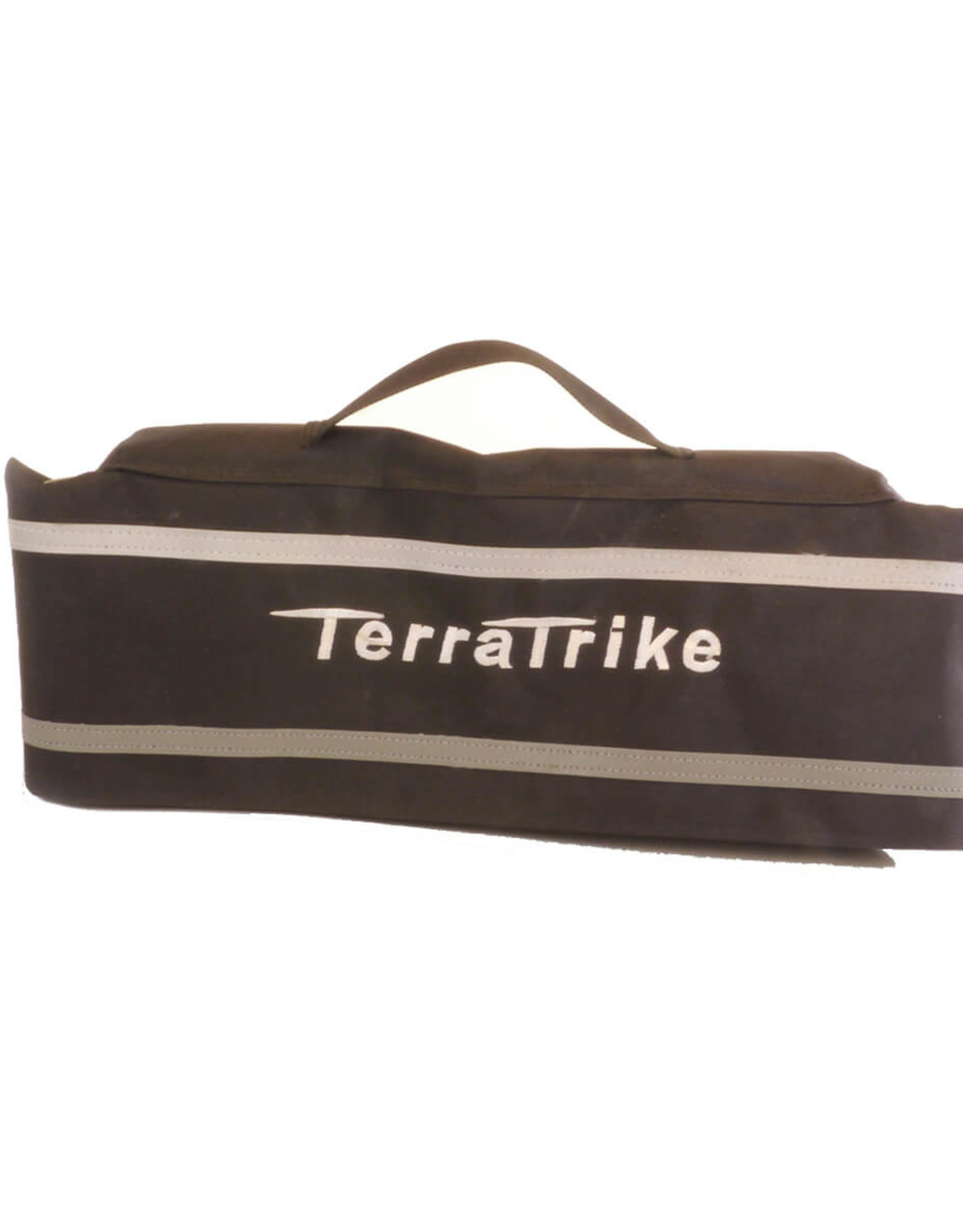 Terratrike Seat Bag - Extended Width (Silver Logo)