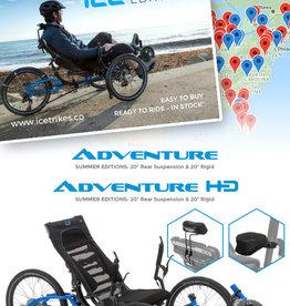 ICE Adventure HD, Summer Edition