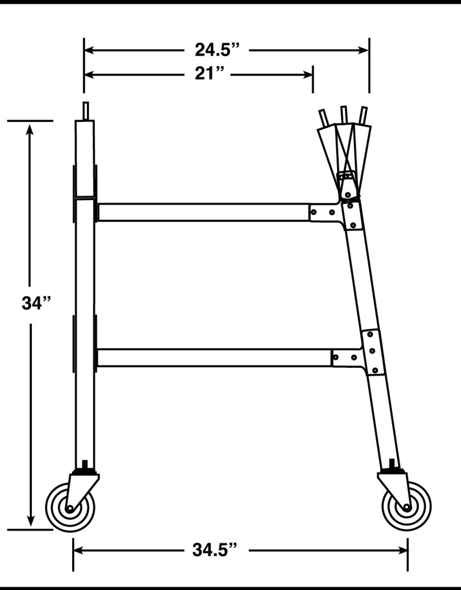 Roll Around Trike Tight Workstand