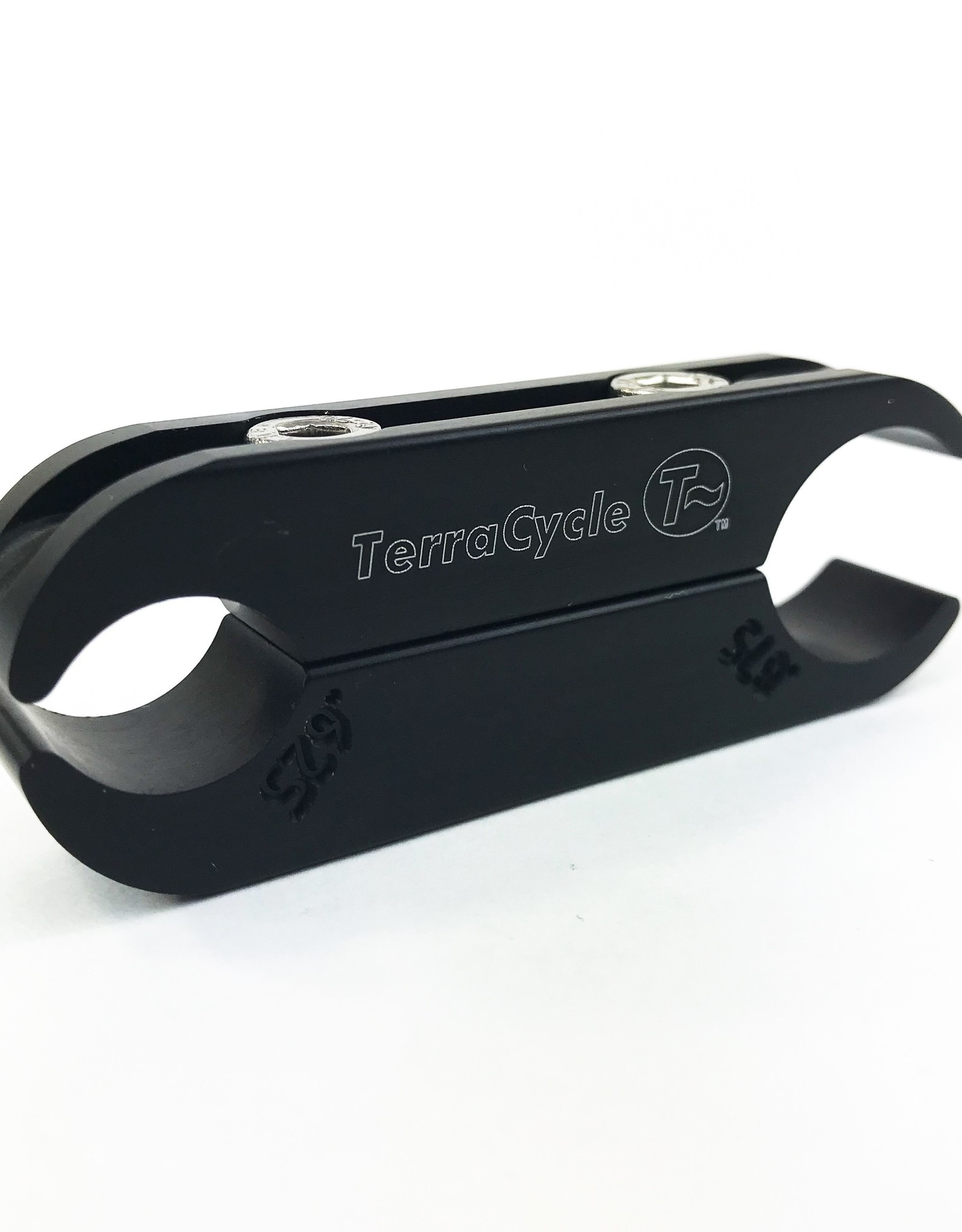 Terracycle 2-Bolt Double Ended Clamp