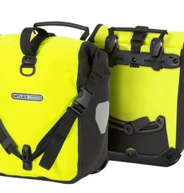 Ortlieb Ortlieb Sport-Roller High Visibility: 25 Liter, Pair, Yellow