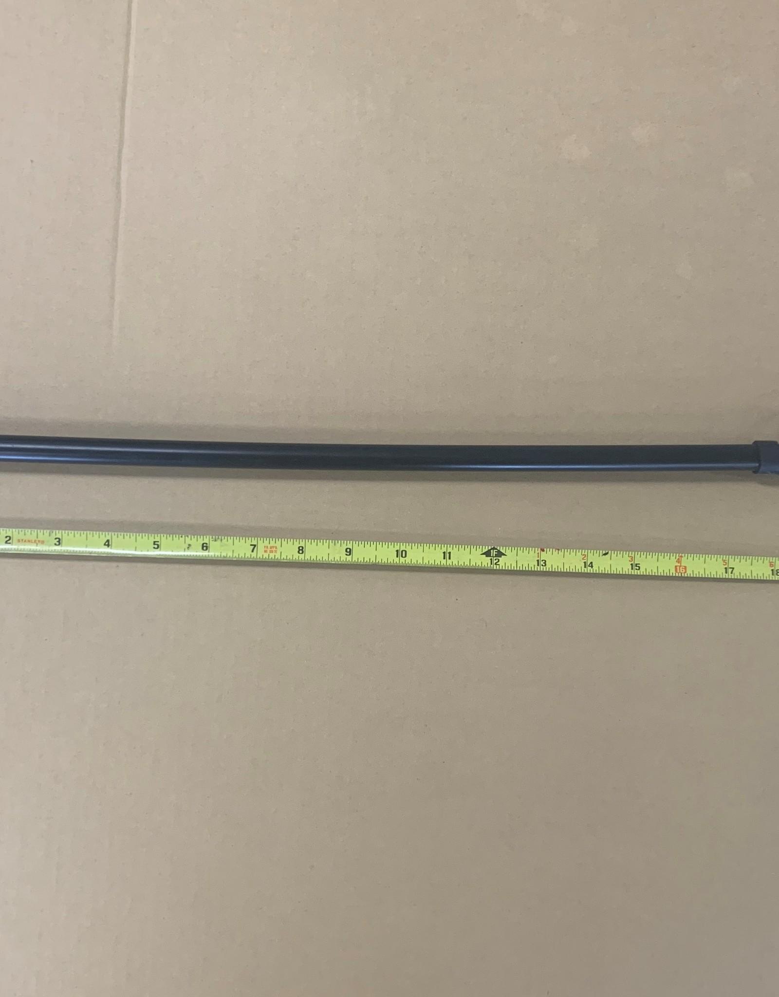 """HP Velotechnik HP Velo Upper Rear Chain Tube with springs, 20"""""""