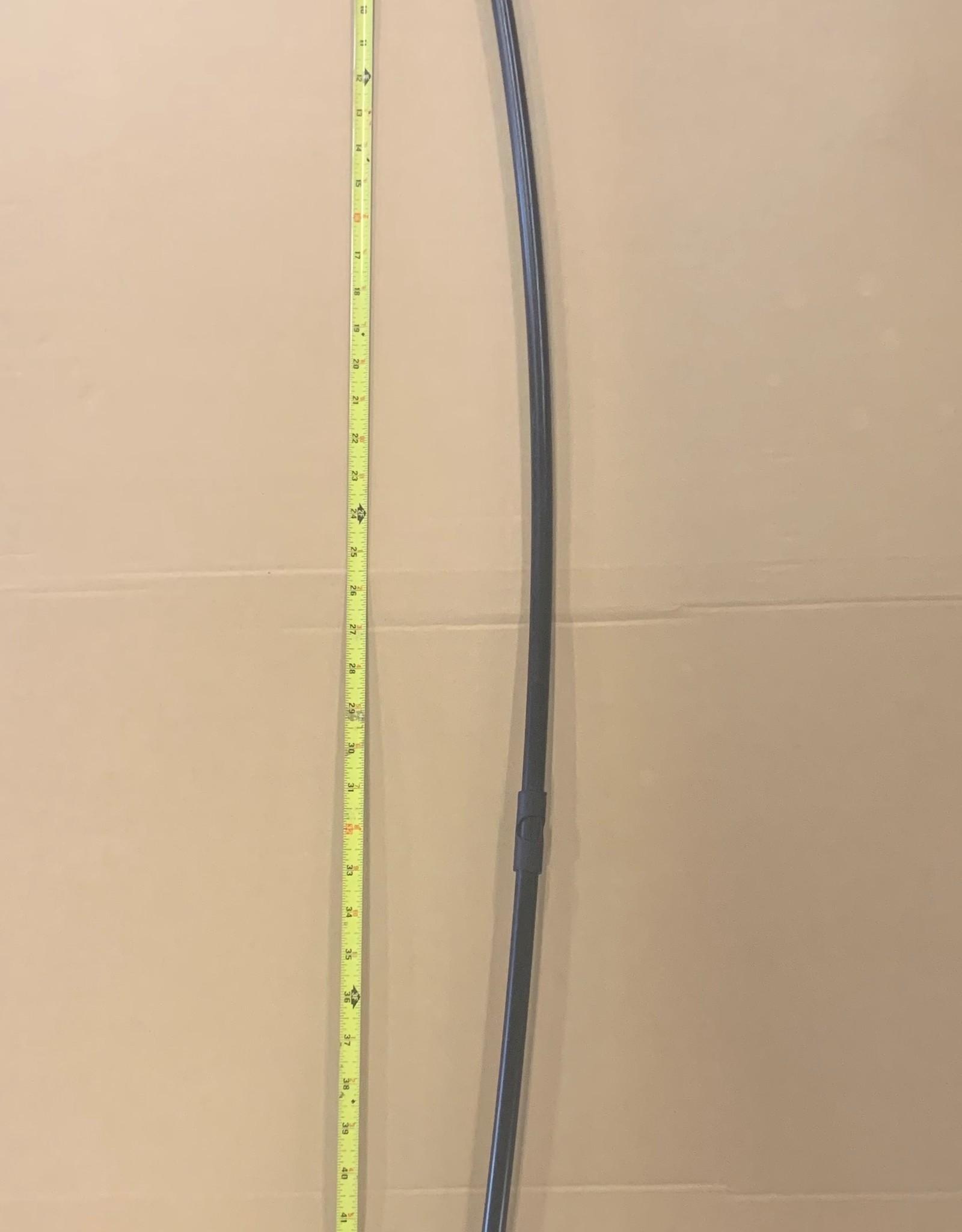 """HP Velo Lower Chain Tube, non-folding, 50"""""""