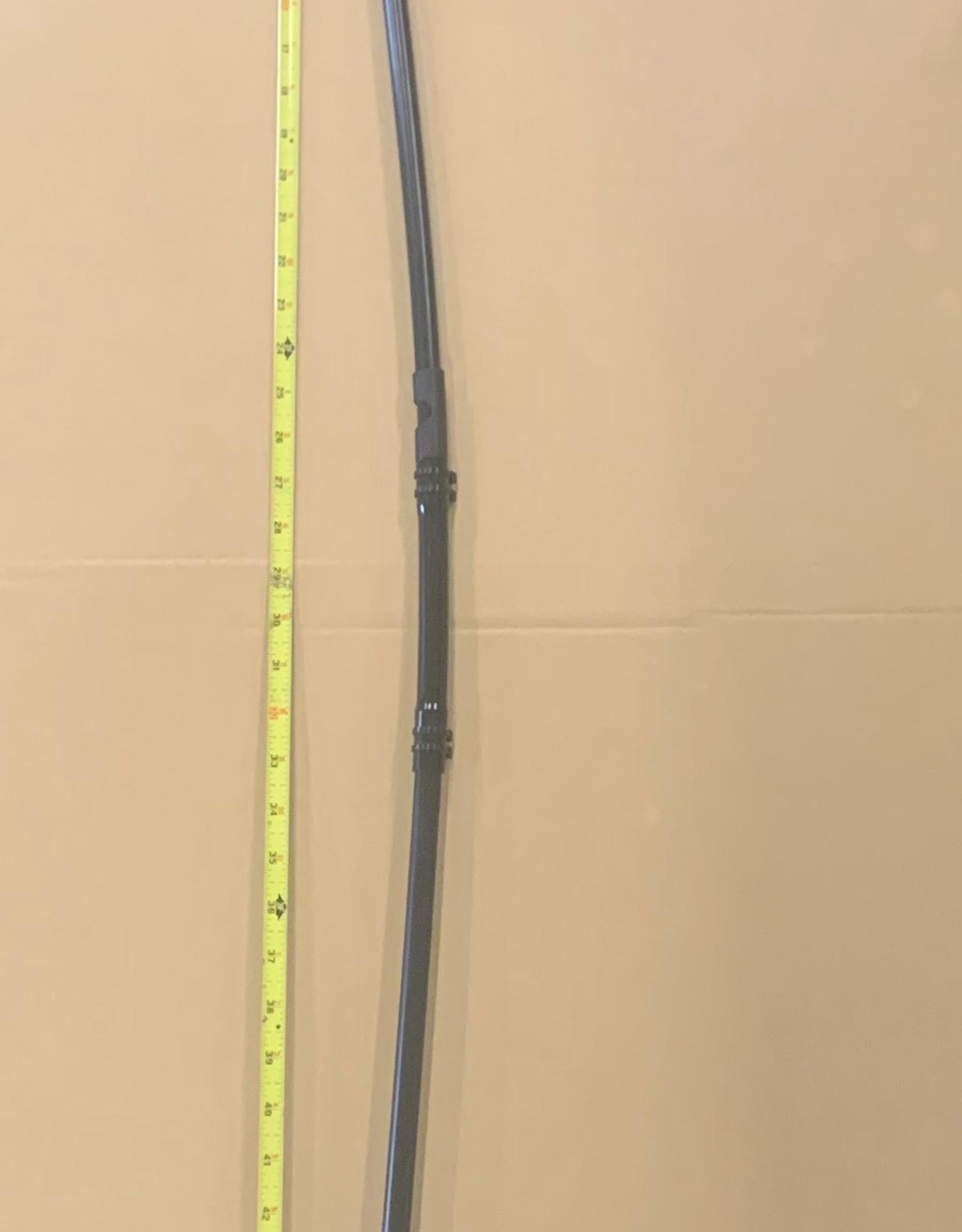 "HP Velo Lower Chain Tube, folding trikes, 54"""