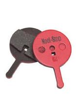 Kool-Stop Disc Brake Pads for Avid/SRAM - Semi Metallic Compound, Fits BB5