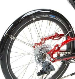 "Inspired Cycle Engineering ICE 20"" Rear Mudguard"