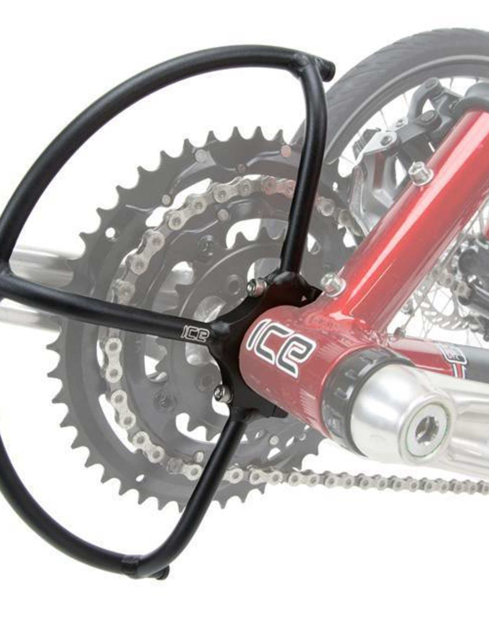 Inspired Cycle Engineering ICE Chain Ring Guard