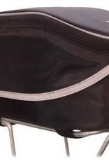 Banjo Brothers Rack Top Bag: Black