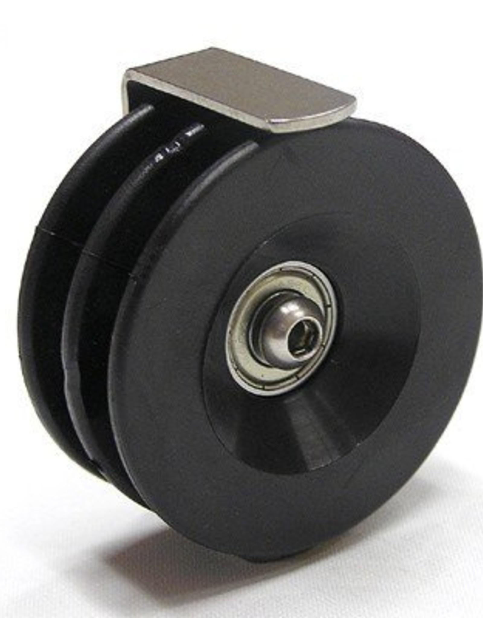 Bacchetta Bacchetta Idler Wheel 68mm - Black - Urethane