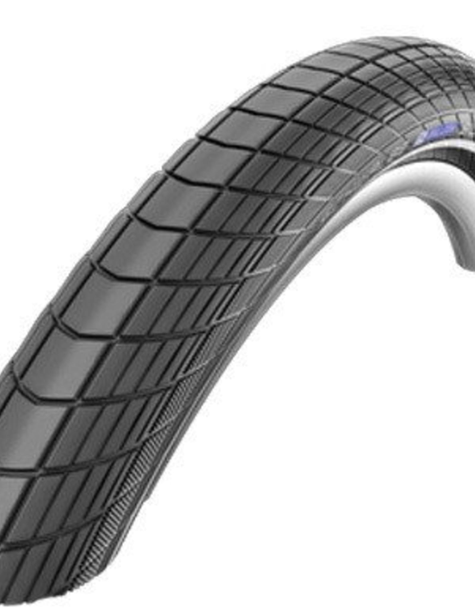 Schwalbe Schwalbe HS430 Big Apple Tire, 50-559, Wire