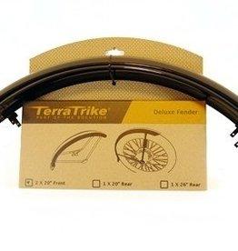 "Terratrike Fender - 20"" Front Pair- Deluxe"