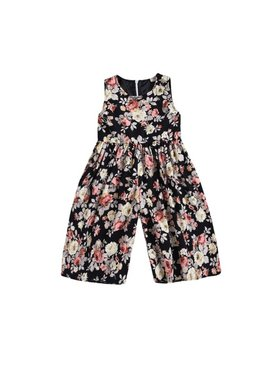 Floral Flare Playsuit