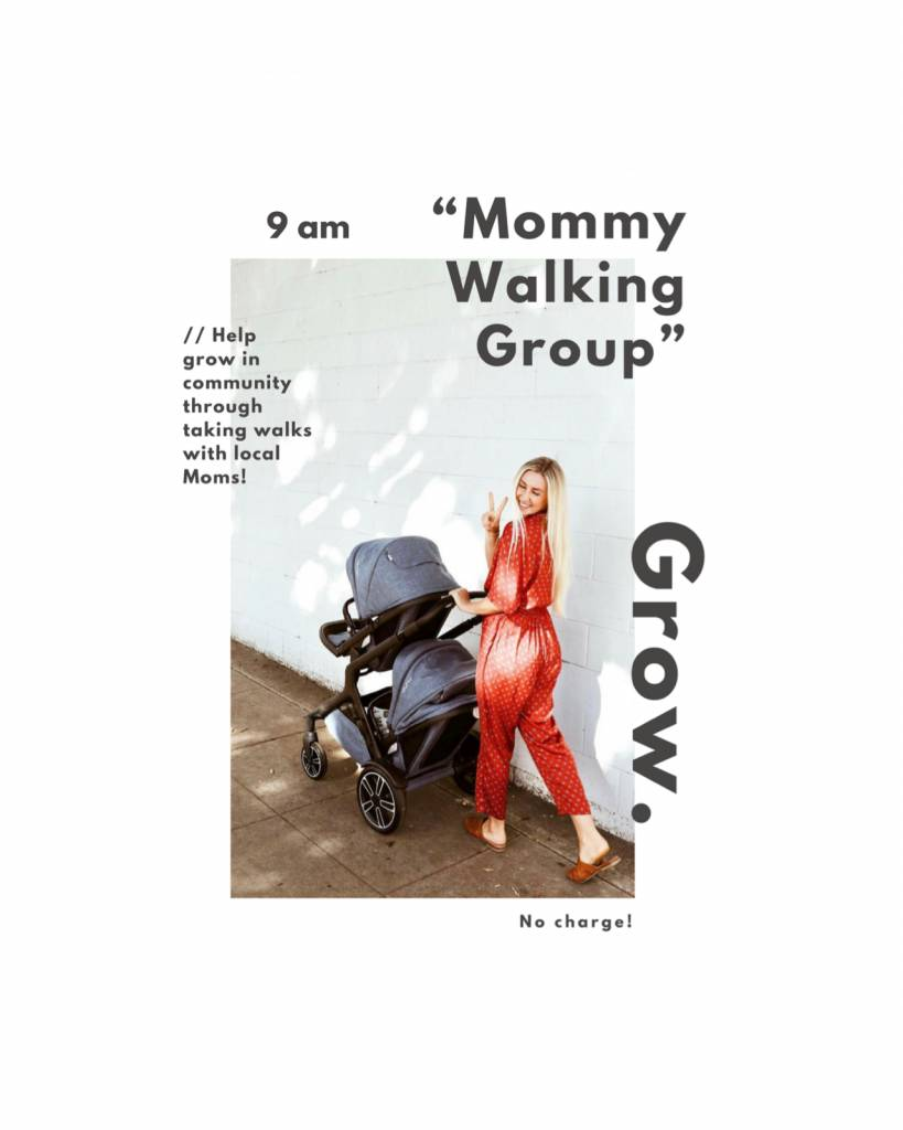 Mommy Walking Group