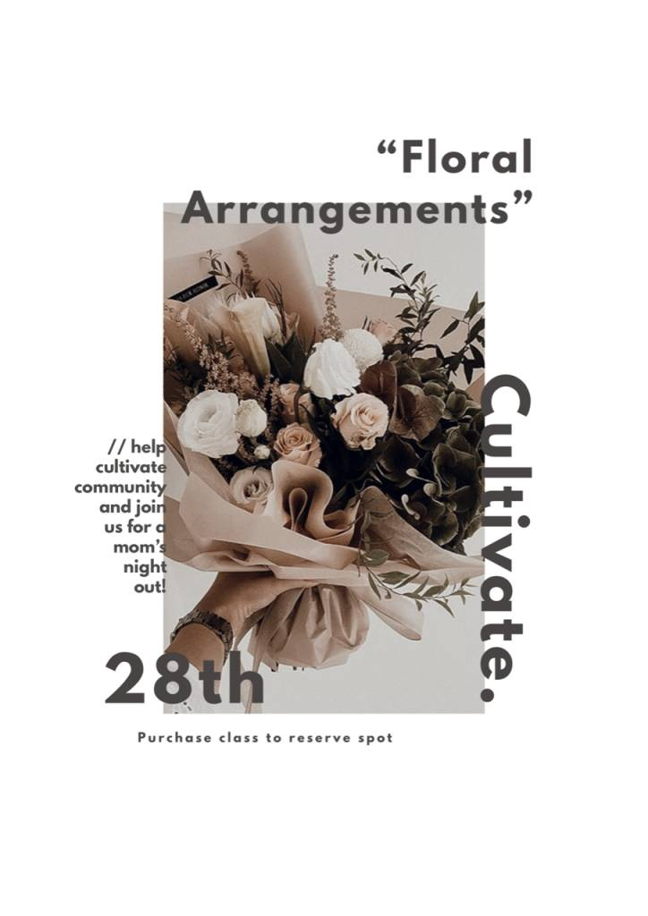 Mom's Night Floral Arrangements