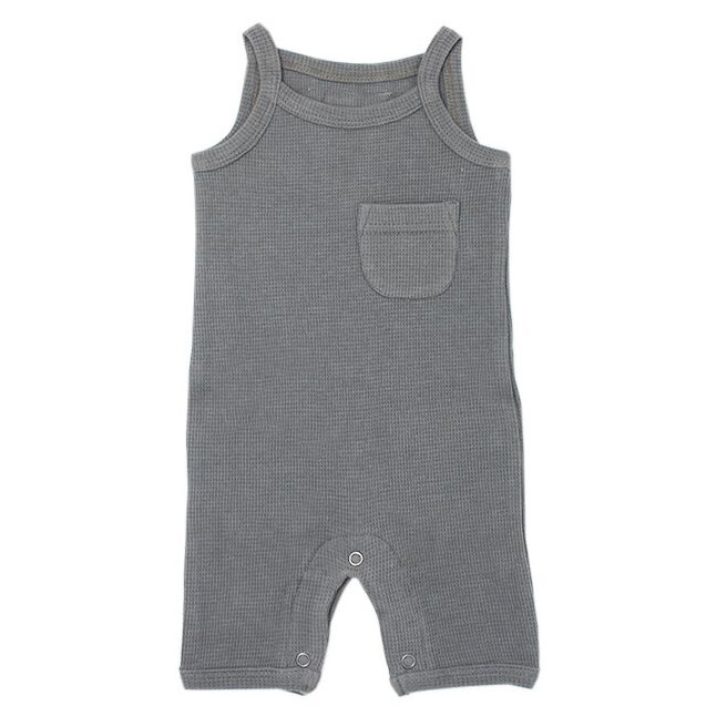 L'oved Baby Organic Thermal Romper