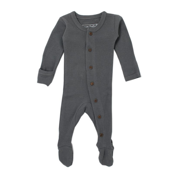 L'oved Baby Organic Thermal Gloved Sleeve Overall