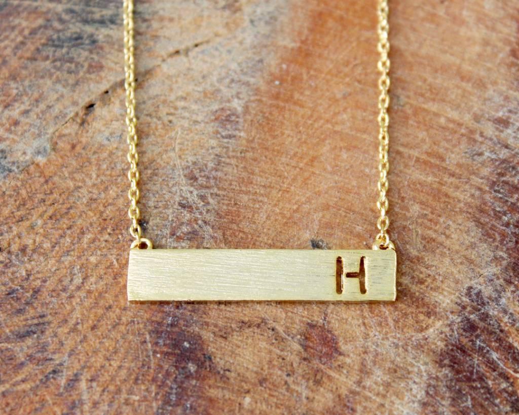 Gold Bar H