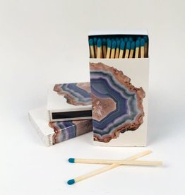 Blue Agate Matches