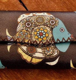 Mandala Fish Wallet