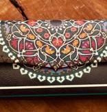Mandala Floral Wallet