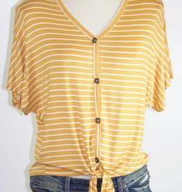 KiKi Top Stripe