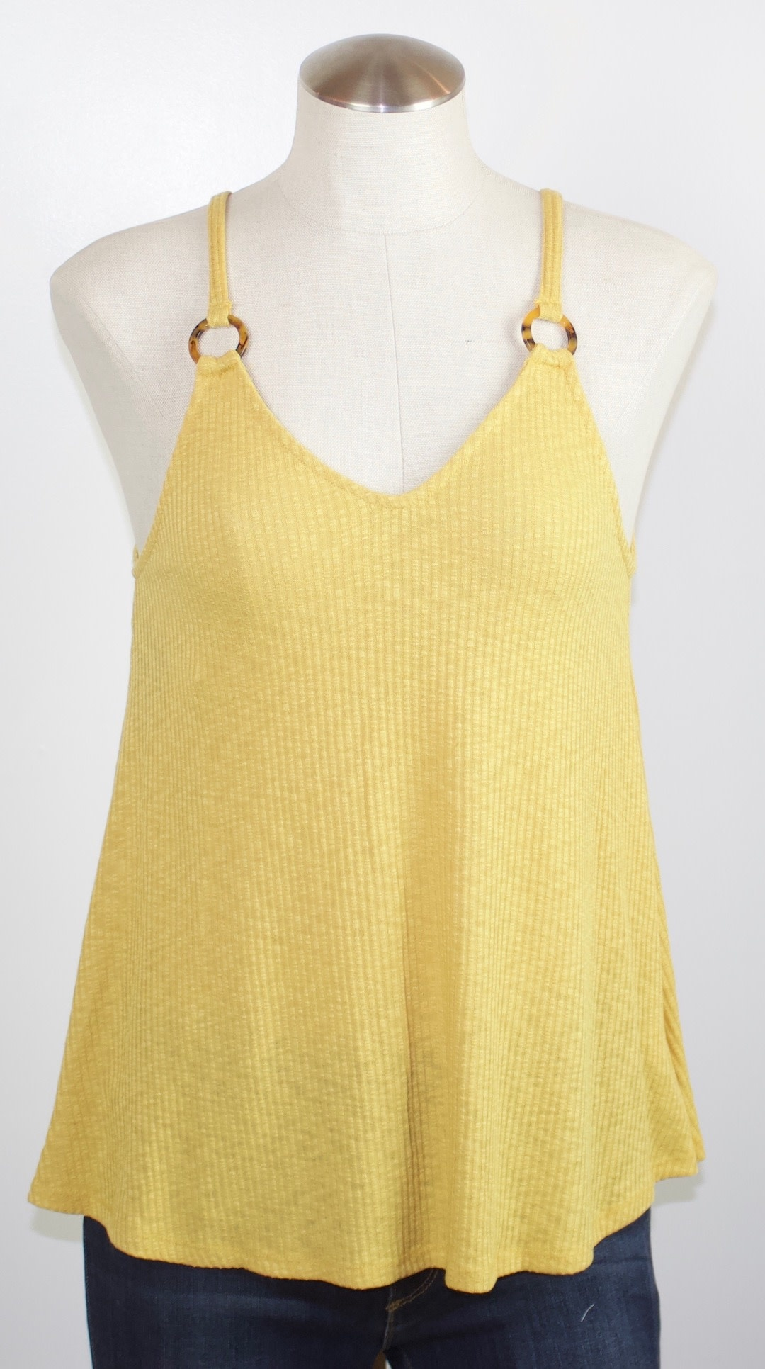 Ring Ribbed Tank