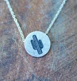 Cactus Coin Silver