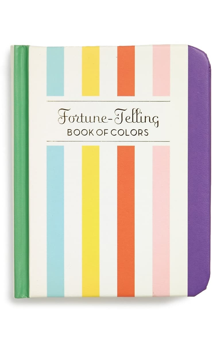 Fortune Telling Colors