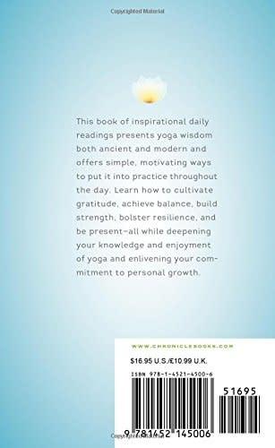 Yoga 365 Daily Wisdom