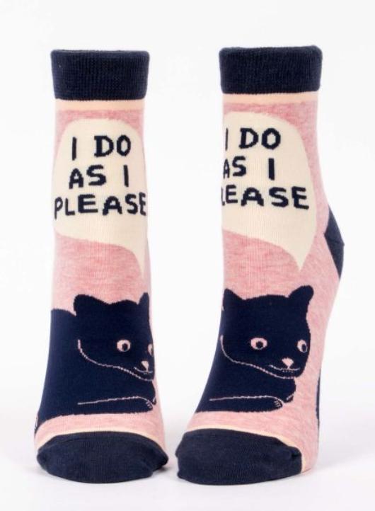 I Do As I Please