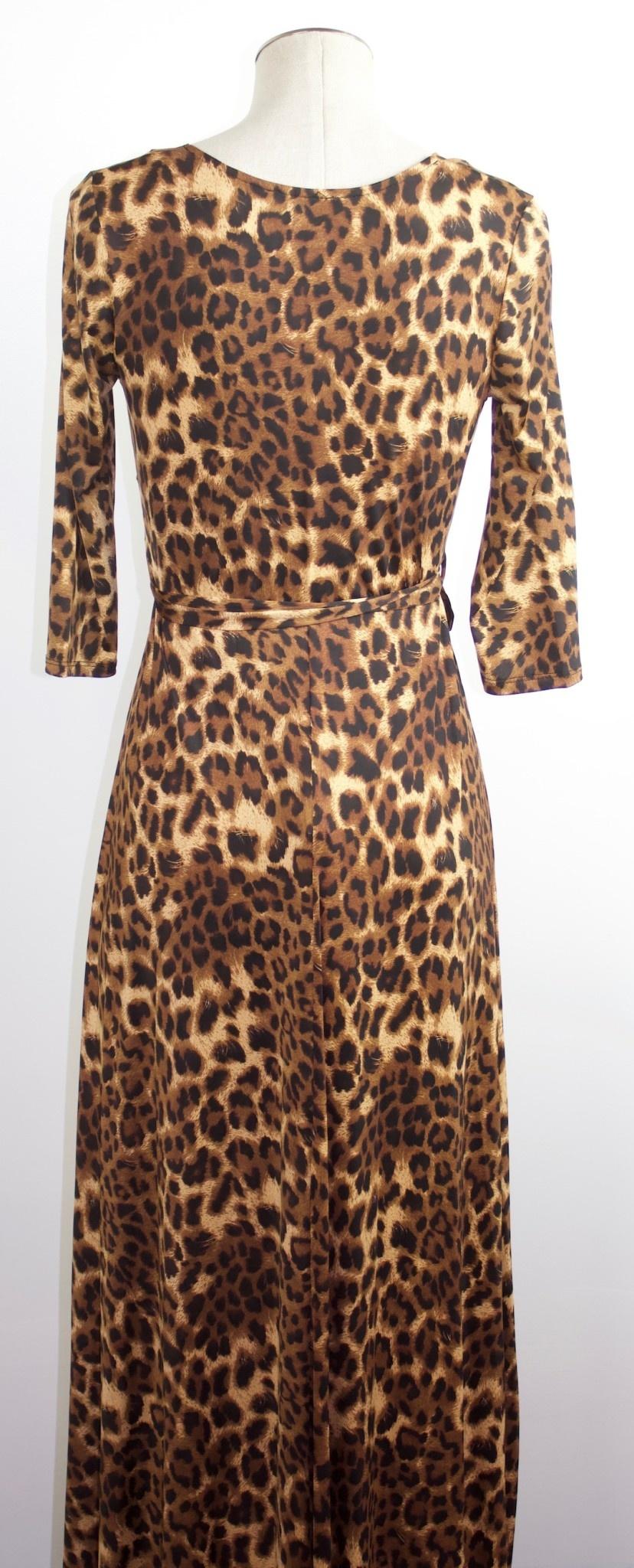 Maxine Classic Leopard