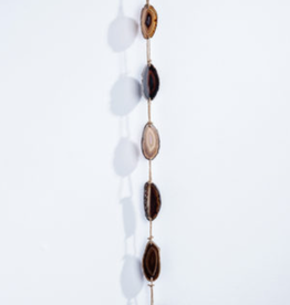 Suncatcher Black Agate