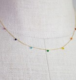Mini Chakra Necklace