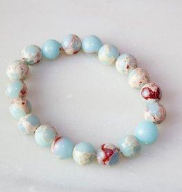 Shoushan Stone Bracelet Medium
