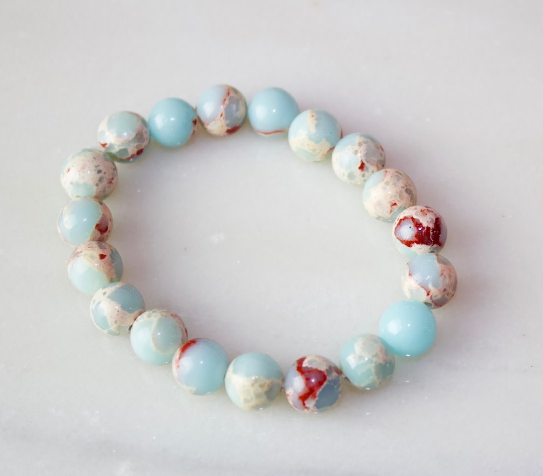 Shoushan Stone Bracelet Medium