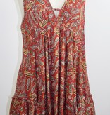 Vibe Tribe Paisley Dress