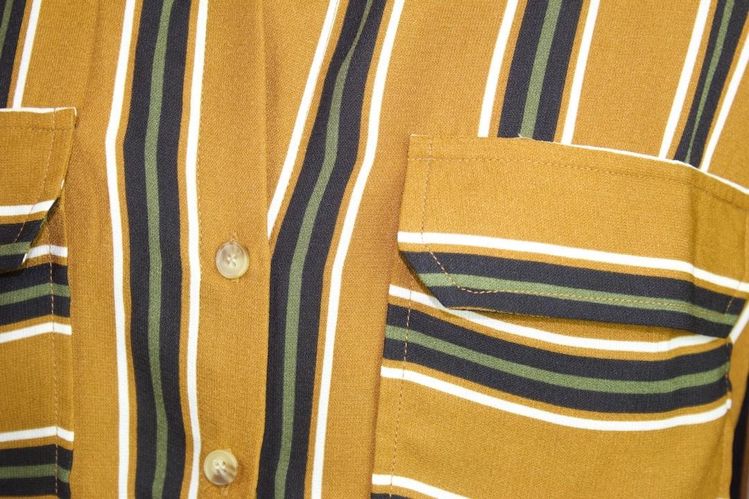 Modern Stripe Top