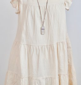 Ruffled Baby Doll Dress
