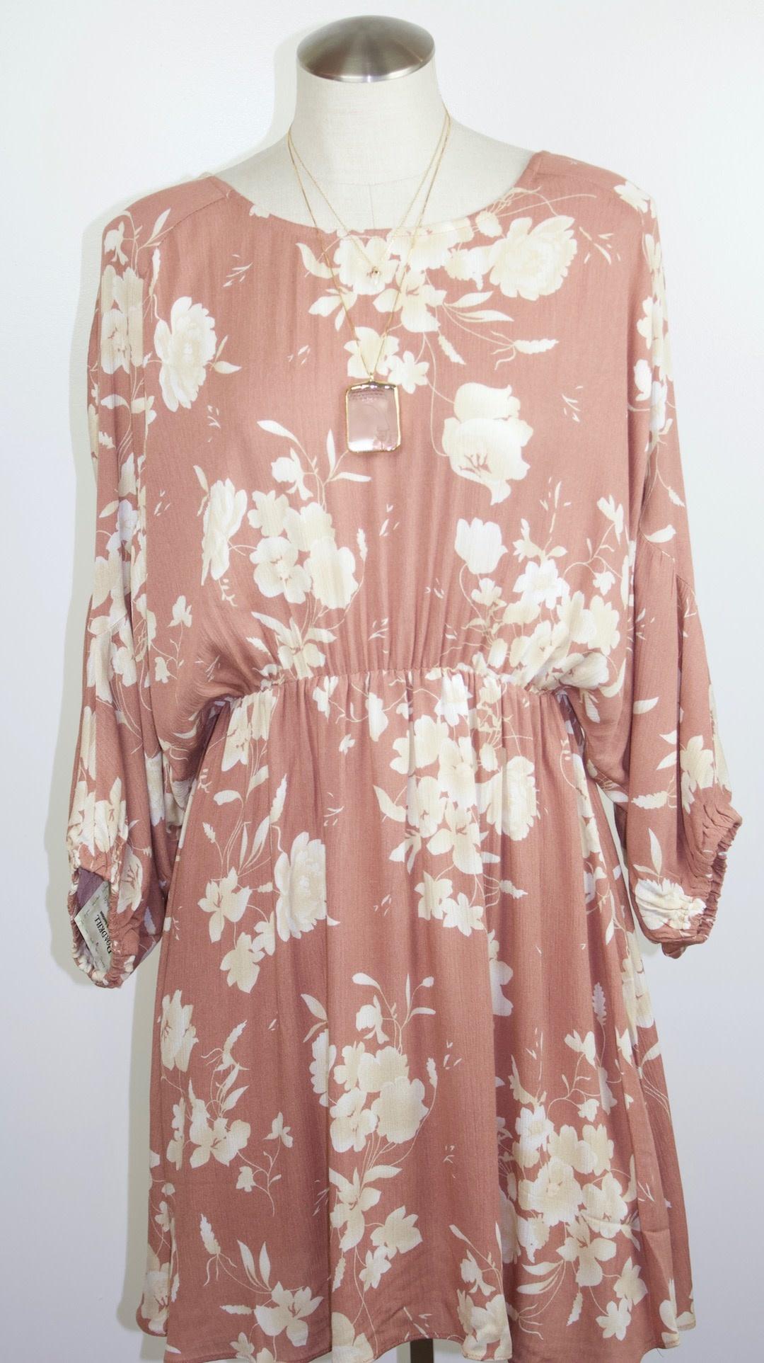 Avante Garden Dress