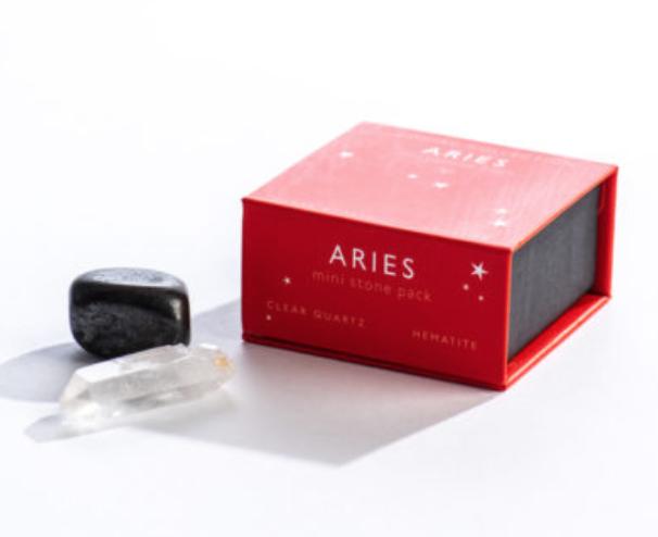 Zodiac Mini Stone Aries