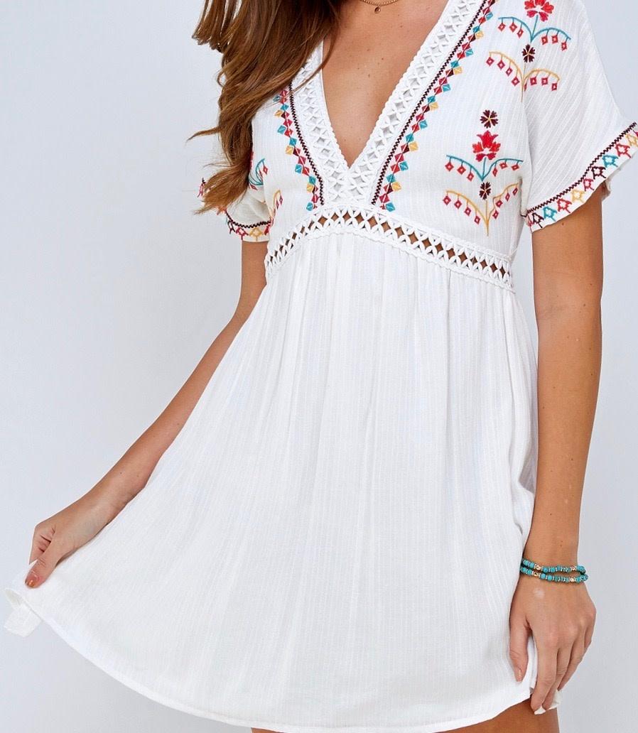 Madrid Dress